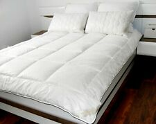 LUXURY MERINO WOOL DUVET QUILT  - 100% NATURAL ,  ALL SIZES ,SUMMER TOG 250gsm