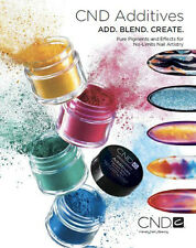 CND Additives - 7g / 0.25oz  - Choose From Any