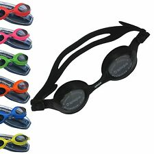 Splaqua Swim Goggles With Optical Corrective Tinted Lens Choose from 8 colors