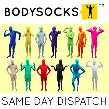 Bodysocks - Original Full Body Zentai Spandex Fancy Dress Unisex Lycra Suit