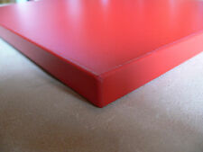 PVC EDGED KITCHEN CABINET DOORS - CHINA RED U321 - REPLACEMENT DOORS