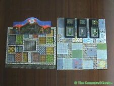 HeroQuest & Space Crusade Large BoardGame Parts For Sale Hero Quest Warhammer MB