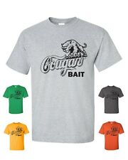 Cougar Bait  Milf Sexy Older Women Young Man Funny Sexual Men's Tee Shirt