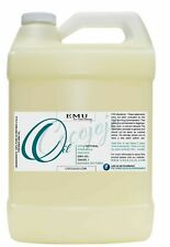 100% PURE EMU OIL 100% Natural Australian 6 times REFINED 4 oz - 1 Gallon / 8 LB