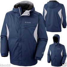"NEW COLUMBIA "" Watertight "" RAIN/WIND JACKET OMNI SHIELD SIZE: S-M-L-XL-2XL"