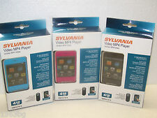 SILVANIA VIDEO MP4 PLAYER 4 GB 2.8'' TOUCH SCREEN SMPK 7874
