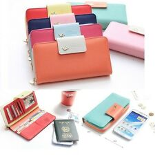 Korean Style Be Sweet phone case wallet for Samsung Galaxy Note 2,Note,S3,iphone