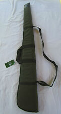 Padded Gun Slip Shotgun Bag Clay Pigeon Shooting GREEN