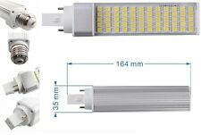 E27 G24 13W 60 LEDs 66 5050SMD PL LED Light Lamp bulb 110V 220V equal to 100W