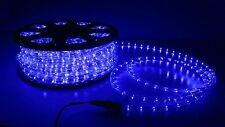 NEW 150' ft 2 Wire LED Rope Light Home Outdoor Christmas Lighting