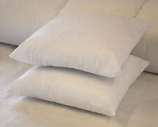 "65 x 65cm Euro Continental Square Pillow Deluxe Satin Stripe 26"" & or Pillowcase"