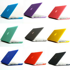 Matte Rubberized Plastic Hard Case Cover For Macbook  Pro 13''/13.3'' A1278