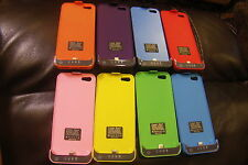 2200mAH External Battery Backup Charger Case Power Bank for iPhone 5