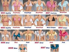 Wholesale Lot Bikini Bra Top Cover up Dancer Gogo stripper Sexy Rave S M L