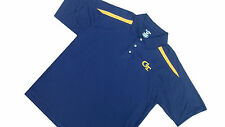 New NWT Mens NCAA Georgia Tech Yellow Jackets Golf Polo Pullover Collar Shirt