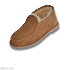 Ugg Slippers - Boots 100% Genuine Sheepskin Mens Ugg Slippers