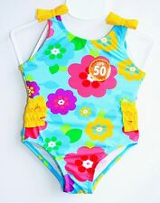 New Baby Girl Toddler Swimsuit One Piece Swimmers Swimwear Sz 3 6 12 18 24 Mths
