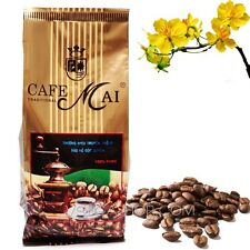 200g[7oz] MAI Cafe -100% Pure Roasted Ground or Whole Bean - Vietnam Coffee 1936