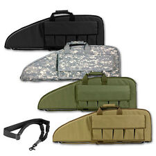 NcSTAR .223 5.56 Carbine Mag Tactical Hunting Rifle Gun Carrying Case Bag +Sling