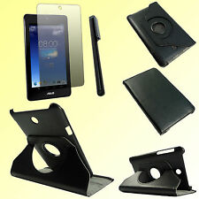 "360° Case Stand for 7"" inch Asus MeMo Pad HD7 ME173X ME173 Tablet + Film F065Z"
