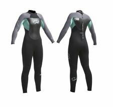 Gul Response Ladies 5/3 Full Wetsuit 5mm Neoprene Winter Steamer Surf Sail Swim