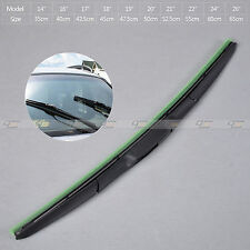 "Germany Advanced Rubber Hybrid 3 Section Car 14""-26"" Windshield Wiper Blade"