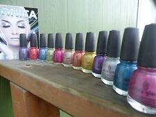 China glaze nail TRONICA holographic nail polish discontinued WOW OMG HOT !!