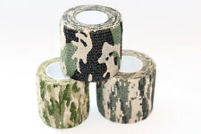 PaintNoMore - Paintball Shop - Stretch Bandage - Gun Tape - Woodland (13010)