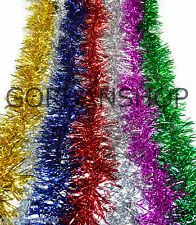 1.5m-59.1inch Christmas Tinsel Tree Party Home Decoration  Garland 9 Colours