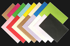 C5 Coloured Envelopes 162mm x 229mm for Greeting Cards Party Invitations & Craft