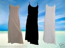 Ladies, 100% Cotton, Long Slip, For under Kaftans, Resort Wear and Dresses.