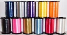 BALLOON CURLING DECORATING RIBBON- 20 METRES -ALL COLOURS-FREE P&P