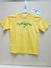 Youth John Deere Tractor T-shirt (Yellow) - 01367