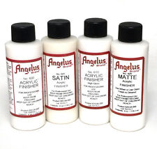 Angelus Acrylic Finisher - 4 oz