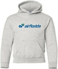 Air Florida Retro Logo US Airline HOODY