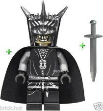 LEGO LORD OF THE RINGS - MOUTH OF SAURON FIGURE + FREE SWORD - BESTPRICE - NEW