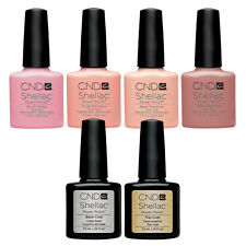 CND Shellac Power Polish - Intimate Collection - 7.3ml - Choose From Any