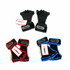 New Trovis Weight Lifting Gloves Wristband Strap Bodybuilder/Exercise/Health/Gym