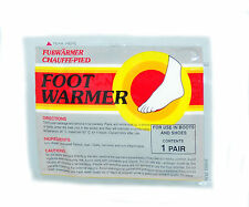Mycoal foot warmers - from 94p per pair