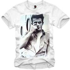 E1SYNDICATE T SHIRT JAMES DEAN ICON MARILYN MONROE PARIS ELVIS ELEVEN S/M/L/X
