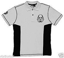 Star Wars StormTroopers Embroidered Helmet Logo Polo Shirt New