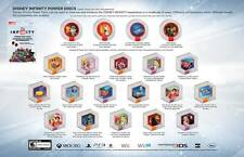 DISNEY INFINITY POWER DISCS Select Your Own FREE UK P&P