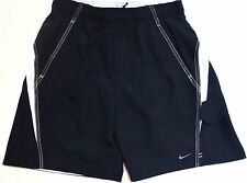 Nike Mens New Blue Cargo Swim Trunk Shorts Water Shed Fabric size Small Nwt