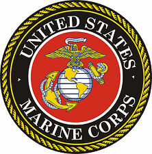 UNITED STATES MARINE CORPS Vinyl Decal / Sticker ** 5 Sizes **