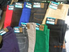 Neo Blue Skinny Jeans Kids (Boys, Girls) 4-16 All Colors NeoBlue MADE in USA All