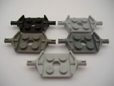 Lego Plate 2 X 2 Wheels Holder Wide Part No 6157 Colours & Qty Listed