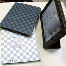 Patterns Luxury Stand Leather Smart Case Cover for Apple iPad 2/3/4+ 3Free Gifts