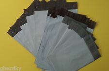 "25 Poly Mailers Plastic Mailing Bags Envelopes  4x6"" 5x7"" 6x9"" 9x12"" 10x13"""