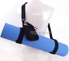 Yoga Storage Organizer Carrier Strap Band Holder Bag/Not Inc exercise mat pad