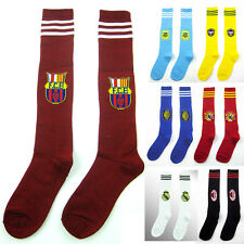 New Arrival Unisex Thin Sport Football Soccer Over Knee Tube Socks Stockings
